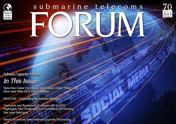 Submarine Telecoms Forum Ed. 70